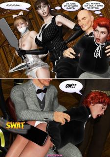 Metrobay Comix-Love Nest -3 Porn Comix