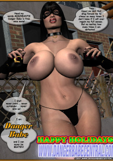 Adventures of-Danger Babe-Dangerbabecentral Porn Comix