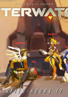 After Hours 17 Afterwatch- Overwatch Porn Comix
