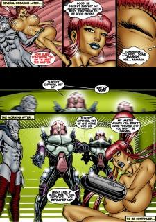 Alien Huntress 21-25 Porn Comix