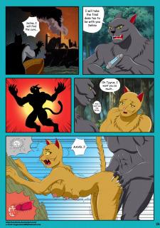 Batman- Feline Instinct (Locofuria) Porn Comix