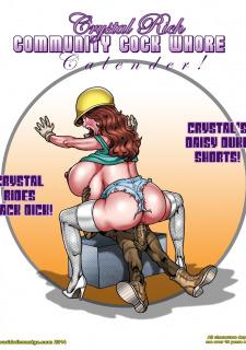Big Black Contractor- World of Smudge Porn Comix