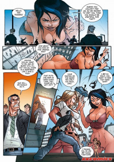 Bobby and Clair Giantess Fan Porn Comix