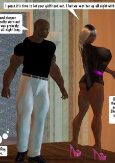 Caribe & Paul- Regine & Eduardo (Entropy) Porn Comix