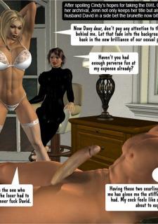 Cindy Who – Jennifer and David Porn Comix