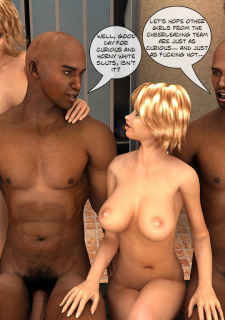 Clester And Hallie Get Company Ultimate3DPorn Porn Comix