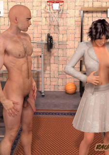 Coach-student's Mom-Techniques Porn Comix