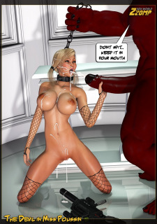 The Devil in Miss Poussin Zzomp Porn Comix