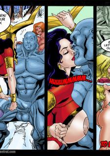 Dimension Freak 09- 10- The Gang Bang Porn Comix