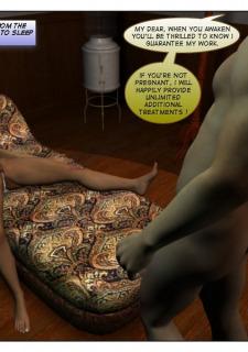 Doctor Rodney-Fertility Specialist Porn Comix
