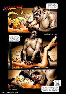 Dofantasy-African Chain Gang Porn Comix