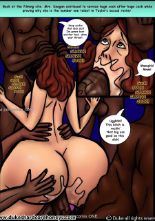 Duke Honey- The Proposition 2 Vol.19 Porn Comix