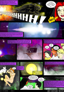 Everfire – Star Flung 3- Naked Truth Porn Comix