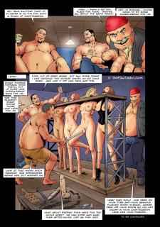 Fansadox 087- Cheerleaders 2 – Horror Party Porn Comix