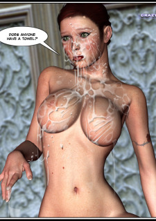 Fetish Island- Crazyxxx3D World Porn Comix