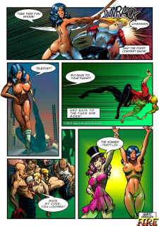 Hipersex Arena Complete Story 1-3 Porn Comix