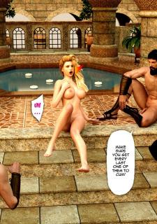 Ice Princess- Andy3DX- Affect3D Porn Comix