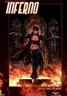 Inferno #2-Crime Fairy Tales Porn Comix