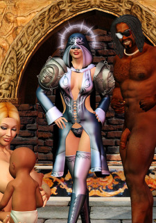 Interracial3DHardcore-Harvest Maiden UncleSickey Porn Comix