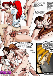 Lustomic- Orchid Garden 1 Porn Comix