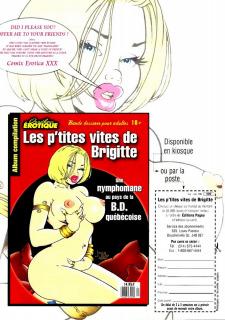 James Lemay-Brigitte Quickies 01 Porn Comix