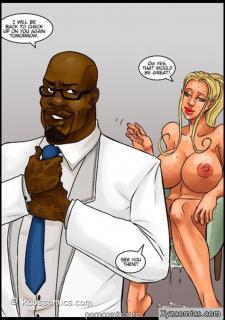 Kaos- The Boob Job Part 2 Porn Comix