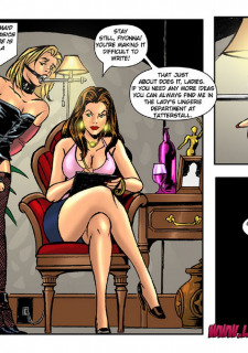 Lady Giovanna -Making the Perfect Sissymaid Porn Comix