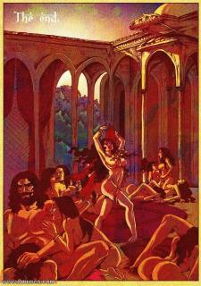 MCC- Oriental Gothic- Mind Control Porn Comix