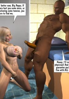 Muscle Nurse- Entropy Porn Comix