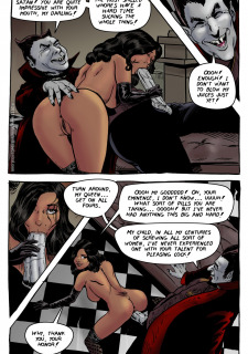 Monster Channel 15 MonsterBabeCentral Porn Comix