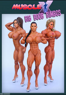 Muscle X – Big and Horny Porn Comix