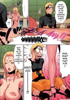 NaruXo – Naru Love 05 (Color)- Naruto Porn Comix