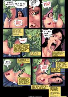 New Generation Monster Babe Central Porn Comix