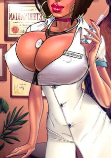 Ivana Nurse Fucked- John Persons Porn Comix