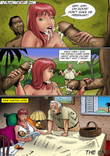 Plantation Bride- AdultClub Porn Comix