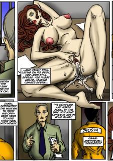Prison Control 2 Porn Comix