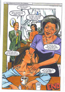 Rebecca -Hot Moms 6  Porn Comix