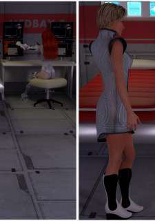 Sci-Fi-Vignettes- Far Station Alpha Porn Comix