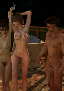 Senderlandstudios- Mommy Poses Porn Comix