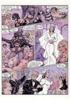 Sexy Symphonies 5 Porn Comix