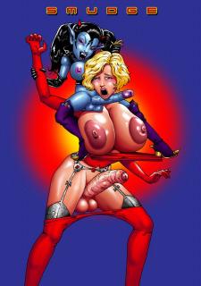 Dick Raider- World of Smudge Porn Comix