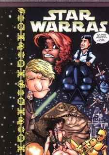 Star Warras Parody- Princess Leia Porn Comix