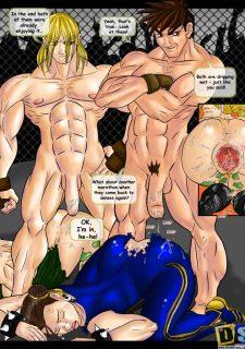 Street Fighter- Battle Supremacy Porn Comix