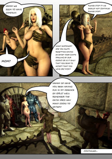 The Reward Of The Orcs 2- Moiarte Porn Comix