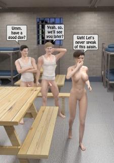Two prisoner Fuck Police Woman Porn Comix