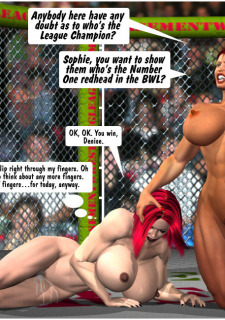 Two Reds are Better than one- Entropy Porn Comix