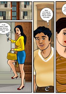 Veena Episode 6- Blackmail Porn Comix