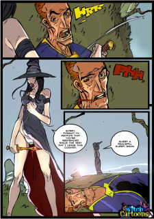 Witch-6 Porn Comix