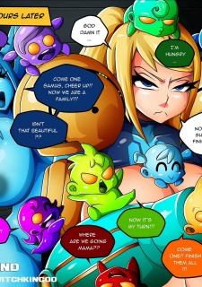 Super Metroid Super Space – WitchKing00 Porn Comix