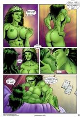 X-Men- Sexy Moments Porn Comix